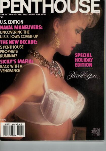 Penthouse US Edition 1990-01 Januar