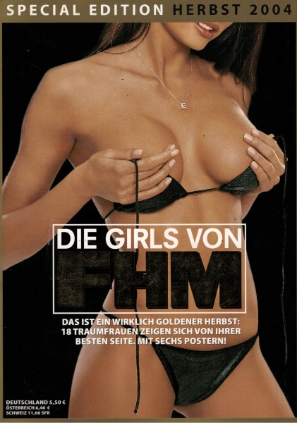 FHM - For Him Magazine - Special Edition Herbst 2004