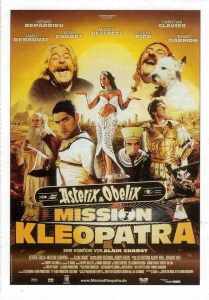 "Cinema Filmkarte ""Asterix & Oberlix - Mission Kleopatra"""