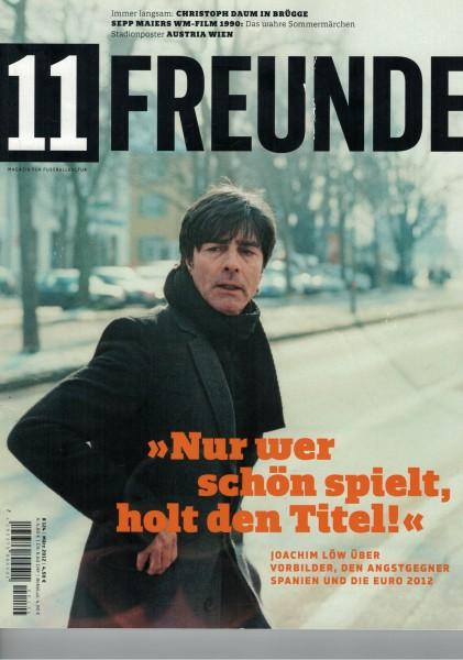 11 Freunde - Heft Nr. 124 - 03 März 2012