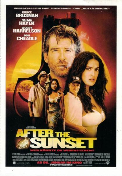 """Cinema Filmkarte """"After the Sunset"""""""
