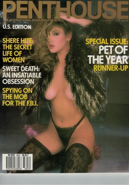 Penthouse US Edition 1988-02 Februar