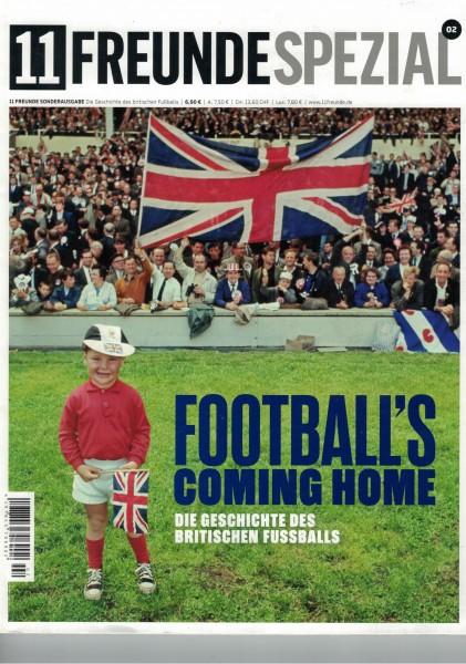 11 Freunde Spezial - Football`s Coming Home