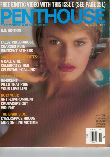 Penthouse US Edition 1994-11 November