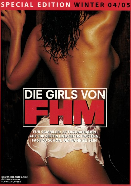 FHM - For Him Magazine - Special Edition Winter 2004/05