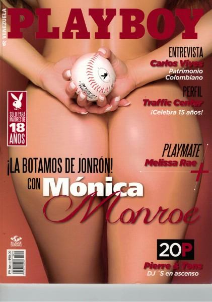 Playboy Venezuela 2015-11 November