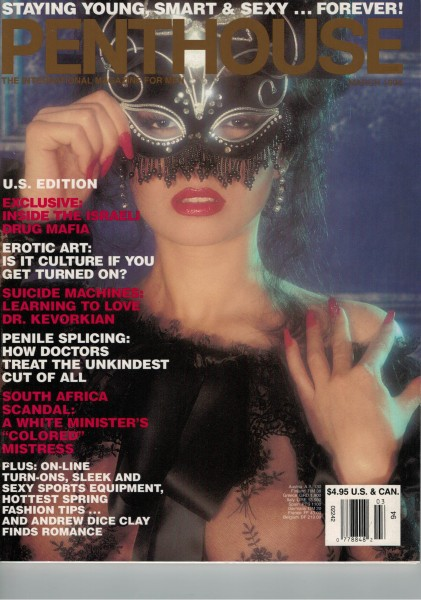 Penthouse US Edition 1994-03 März