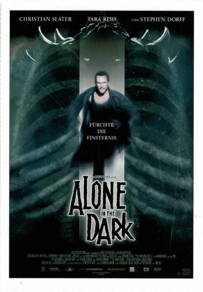 """Cinema Filmkarte """"Alone in the Dark"""""""