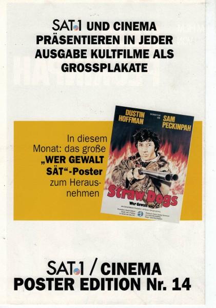 Cinema Poster Edition Nr. 14 - Wer Gewalt sät