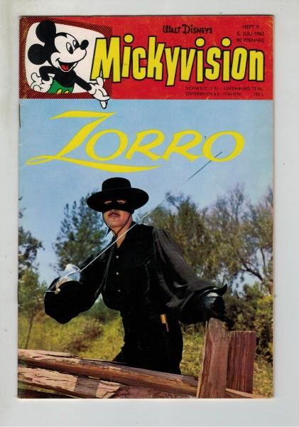 Mickyvision 1963 Nr. 09-05.07.1963