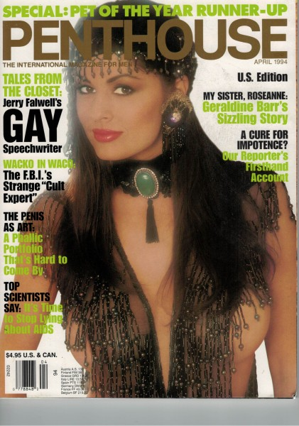 Penthouse US Edition 1994-04 April