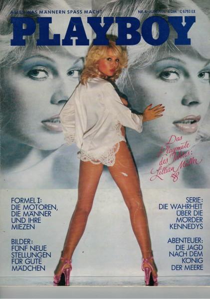 Playboy D 1976-06 Juni