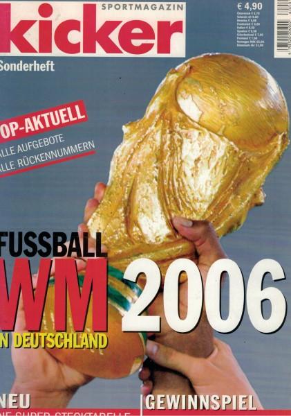 Kicker Sonderheft WM 2006