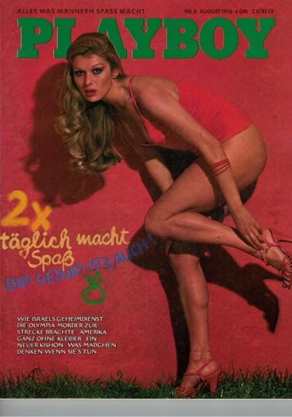Playboy D 1976-08 August