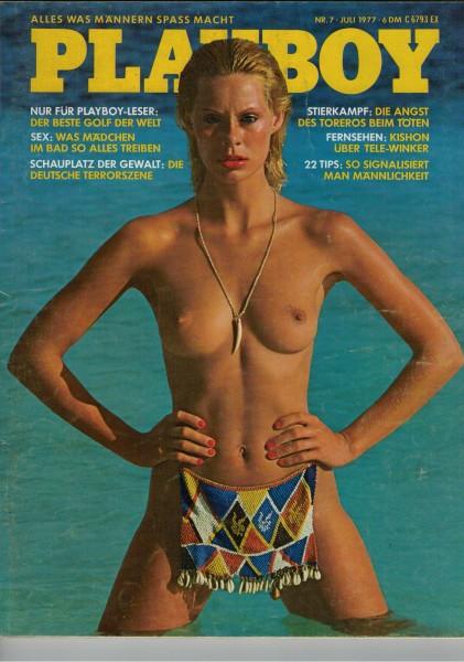 Playboy D 1977-07 Juli