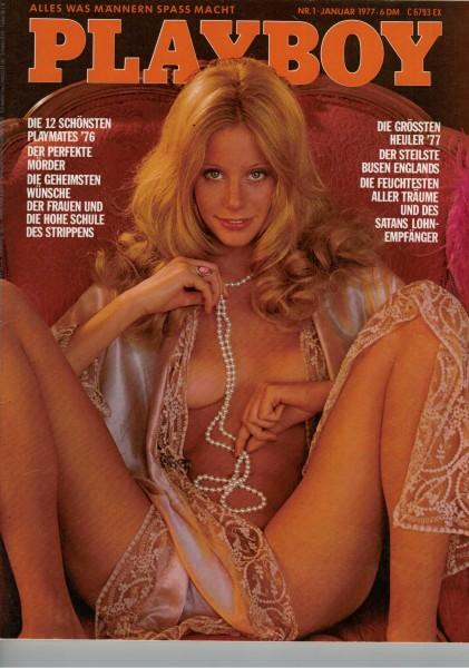 Playboy D 1977-01 Januar