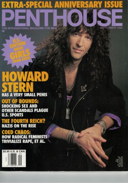 Penthouse US Edition 1992-09 September
