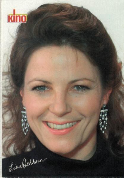 Kino-Autogrammkarte - Lisa Eichhorn