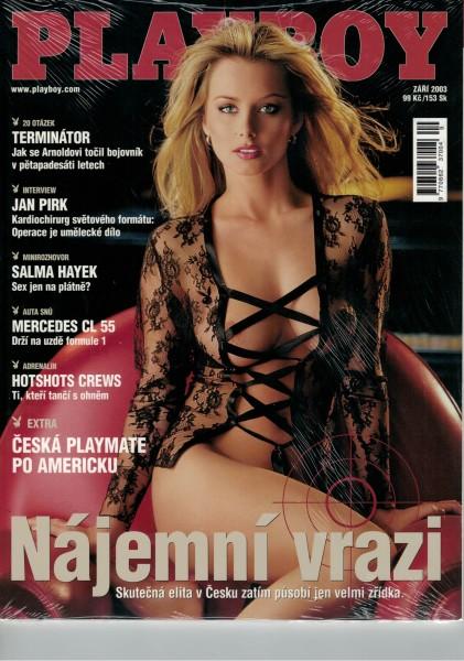 Playboy Tschechei 2003-09 September
