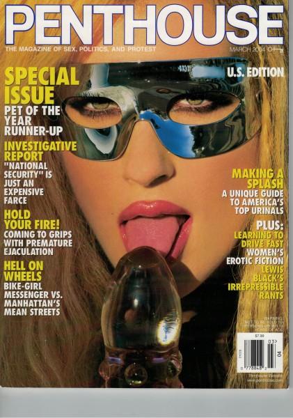 Penthouse US Edition 2004-03 März