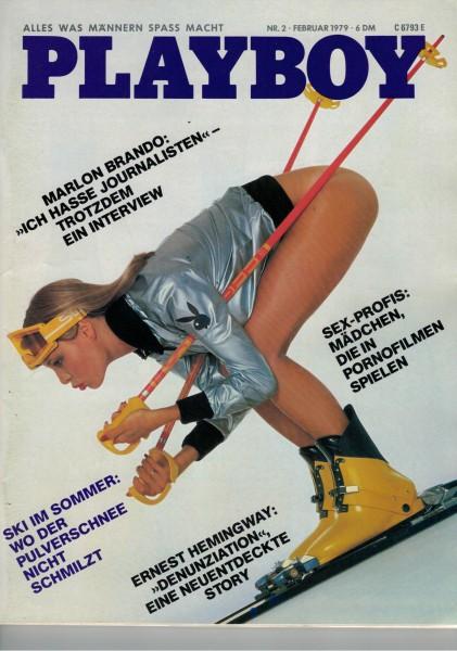 Playboy D 1979-02 Februar