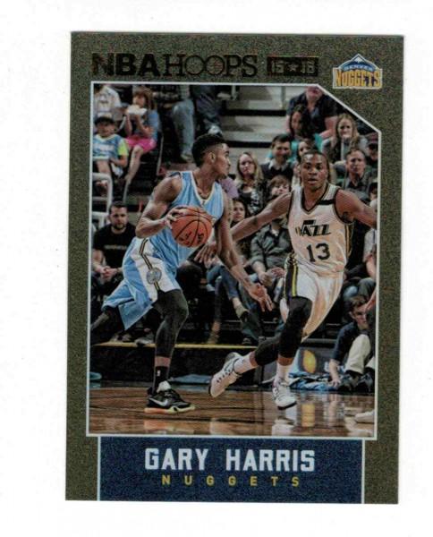 Basketballkarte - GARY HARRIS - Panini - NBA HOOPS