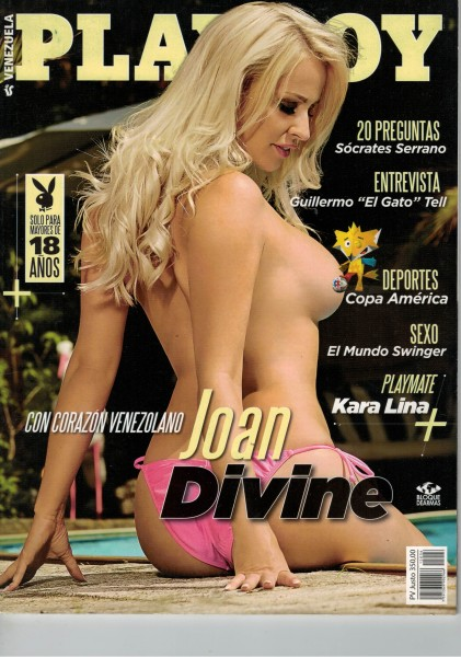 Playboy Venezuela 2015-06 Juni
