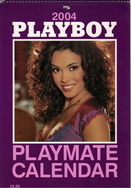 Playboy US Playmate Kalender 2004