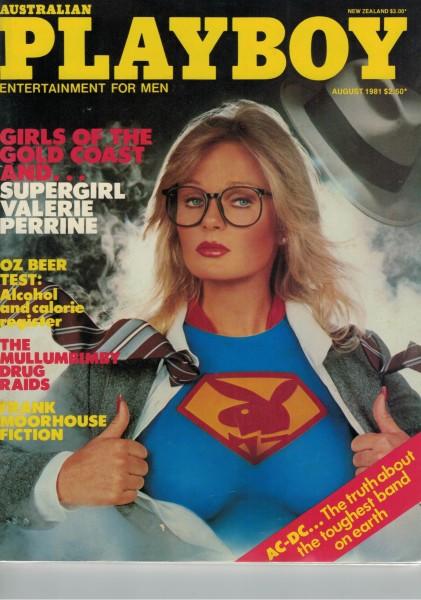 Playboy Australien 1981-08 August