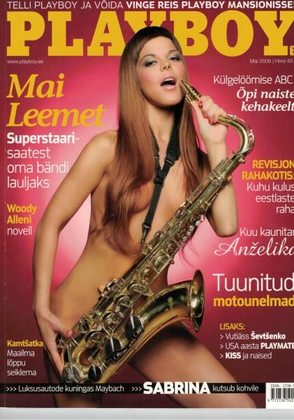 Playboy Estland 2008-05 Mai