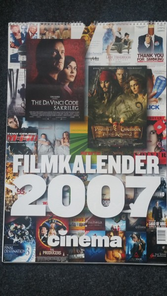 Cinema Filmkalender 2007
