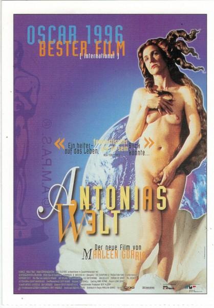 "Cinema Filmkarte ""Antonias Welt"""