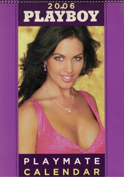 Playboy US Playmate Kalender 2006