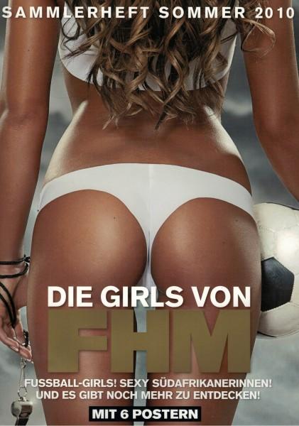 FHM - For Him Magazine - Sammlerheft Sommer 2010