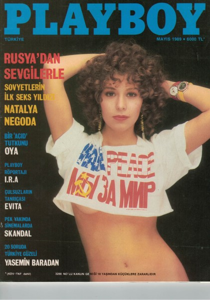 Playboy Türkei 1989-05 Mai