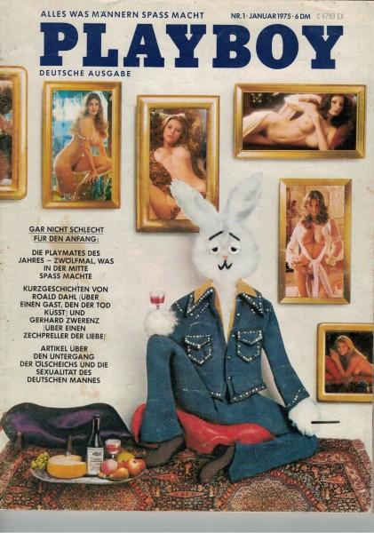 Playboy D 1975-01 Januar