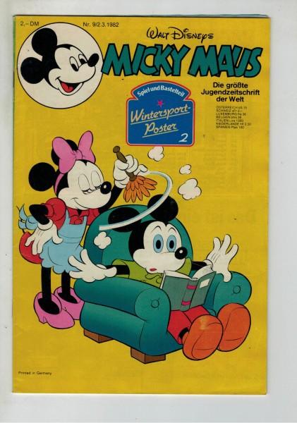 Micky Maus 1982 Nr. 09 / 02.03.1982