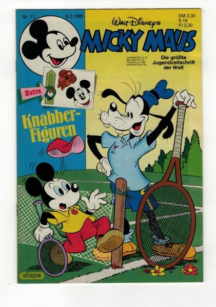 Micky Maus 1985 Nr. 11 / 09.03.1985