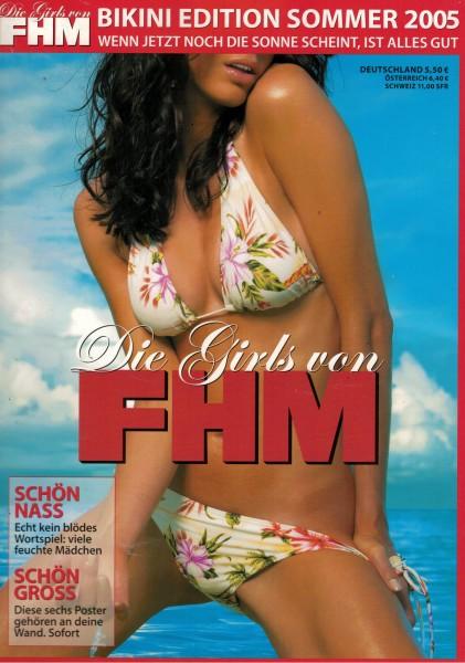 FHM - For Him Magazine - Bikini Edition Sommer 2005