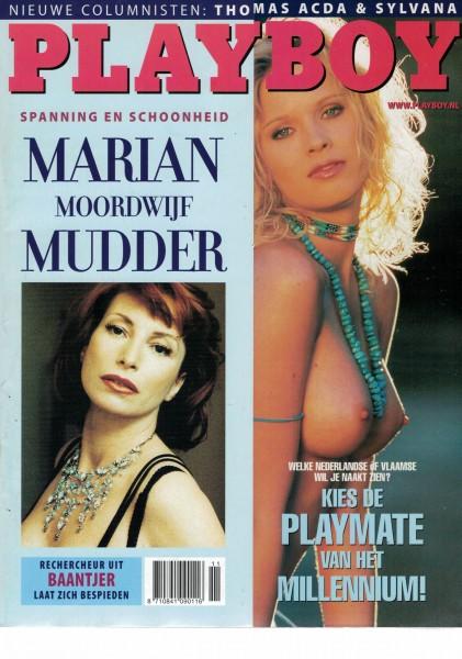 Playboy Niederlande 1999-11 November