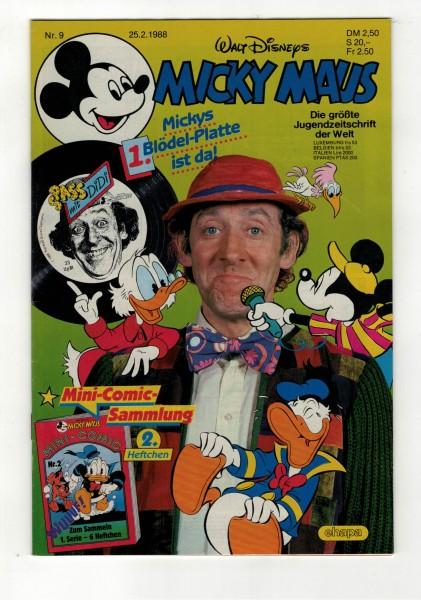 Micky Maus 1988 Nr. 09 / 25.02.1988