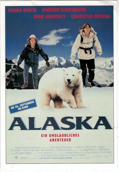 """Cinema Filmkarte """"Alaska"""""""