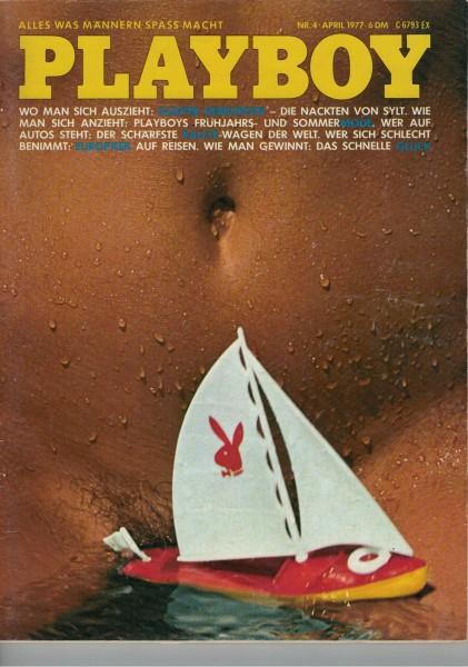 Playboy D 1977-04 April