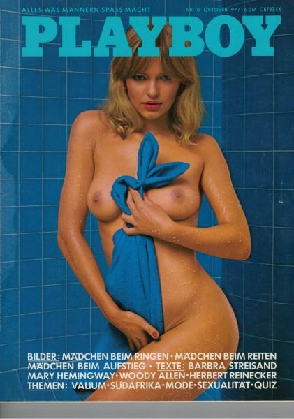 Playboy D 1977-10 Oktober