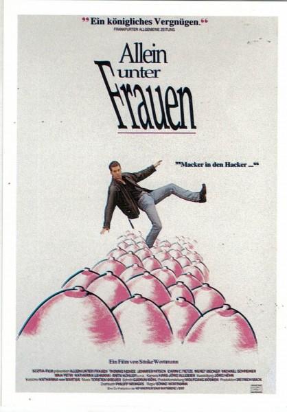 """Cinema Filmkarte """"Allein unter Frauen"""""""