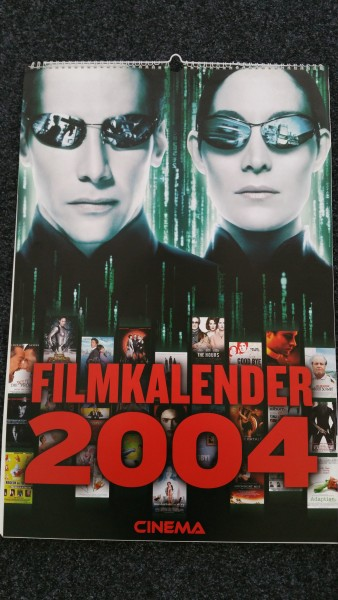 Cinema Filmkalender 2004