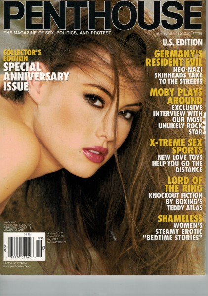 Penthouse US Edition 2002-09 September