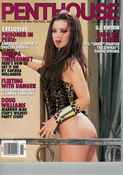Penthouse US Edition 2002-11 November