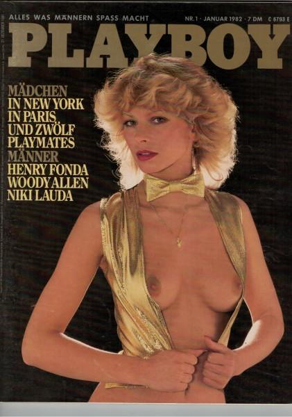 Playboy D 1982-01 Januar