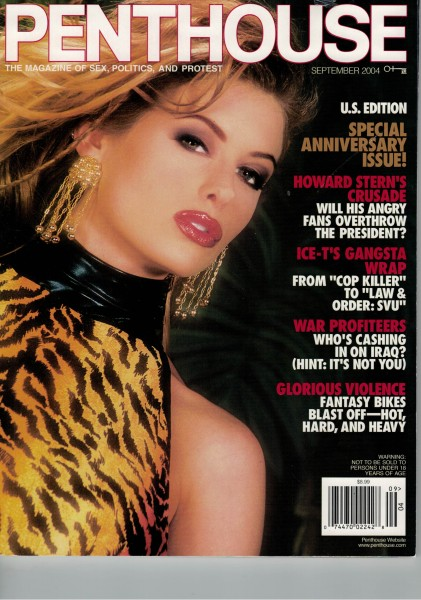 Penthouse US Edition 2004-09 September